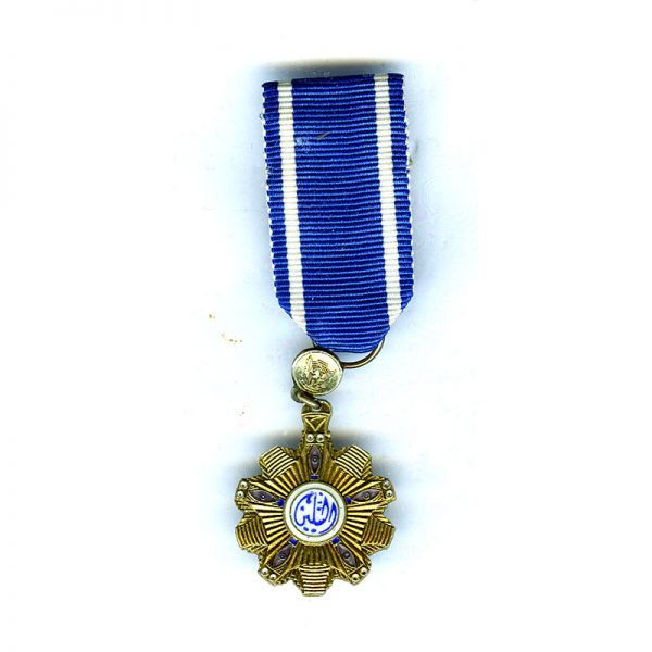Order of the Two Niles 1