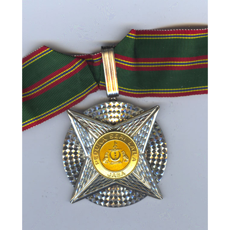 The Most Distinguished Order of Paduka Seri Laila Jasa 3rd class neck... 1