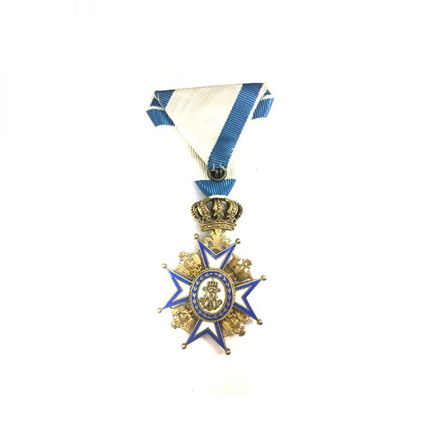 Order of St. Sava 5th class Officer 2