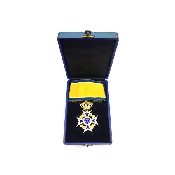 Order of Orange Nassau Commander 5