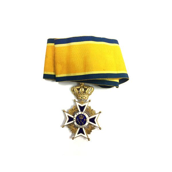 Order of Orange Nassau Commander 2