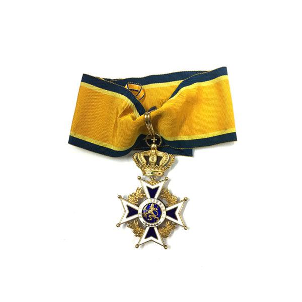 Order of Orange Nassau Commander 1