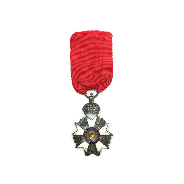 Legion D'Honneur  Knight  1st Empire 2nd type 1st issue 1