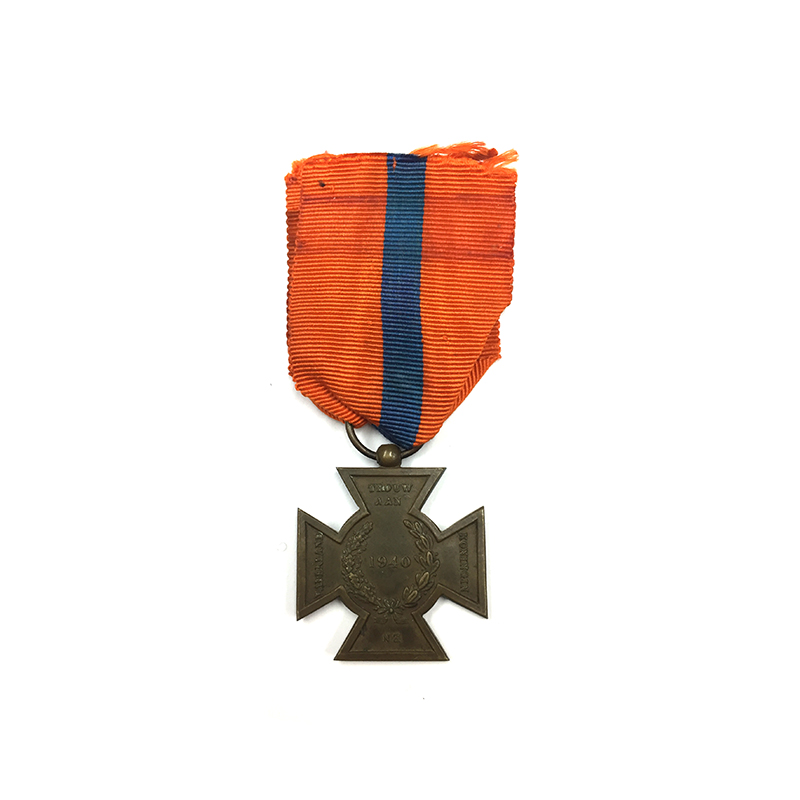 The Bronze Cross 1940 (for Gallantry) 2