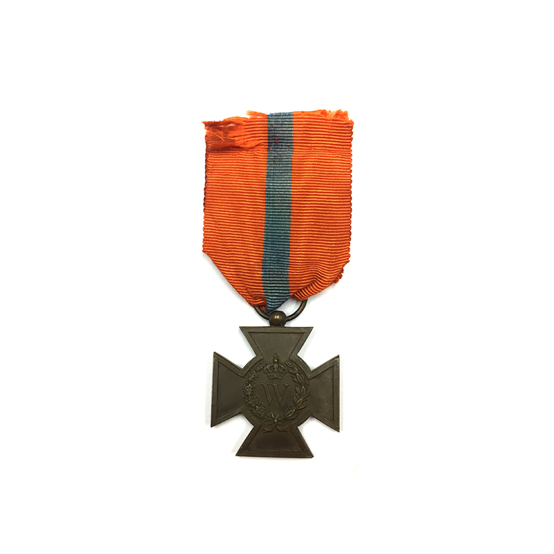The Bronze Cross 1940 (for Gallantry) 1