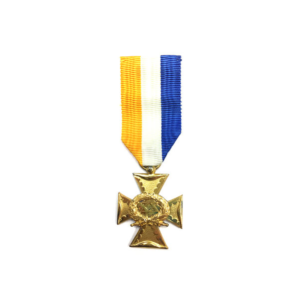 Officers Military Long Service Cross 20 years 1