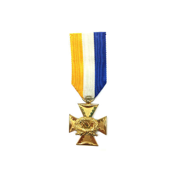 Officers Military Long Service Cross 15 years 1