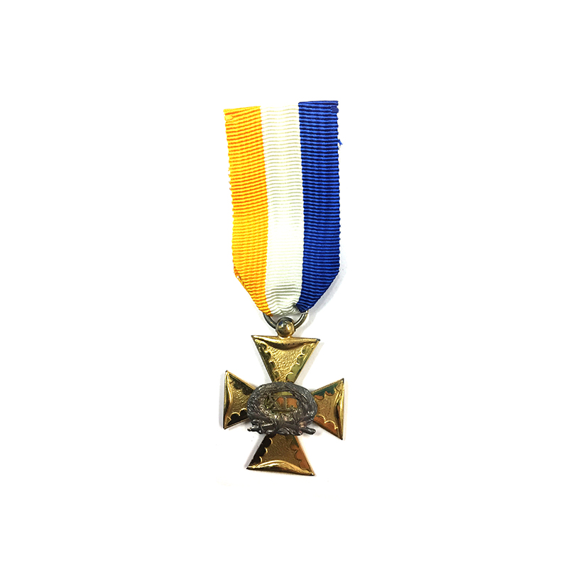 Officers Military Long Service Cross 50 years 1
