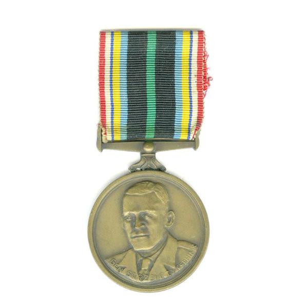 Medal Sphinx 1938-45 1970 General Strzelczyk bronze 1