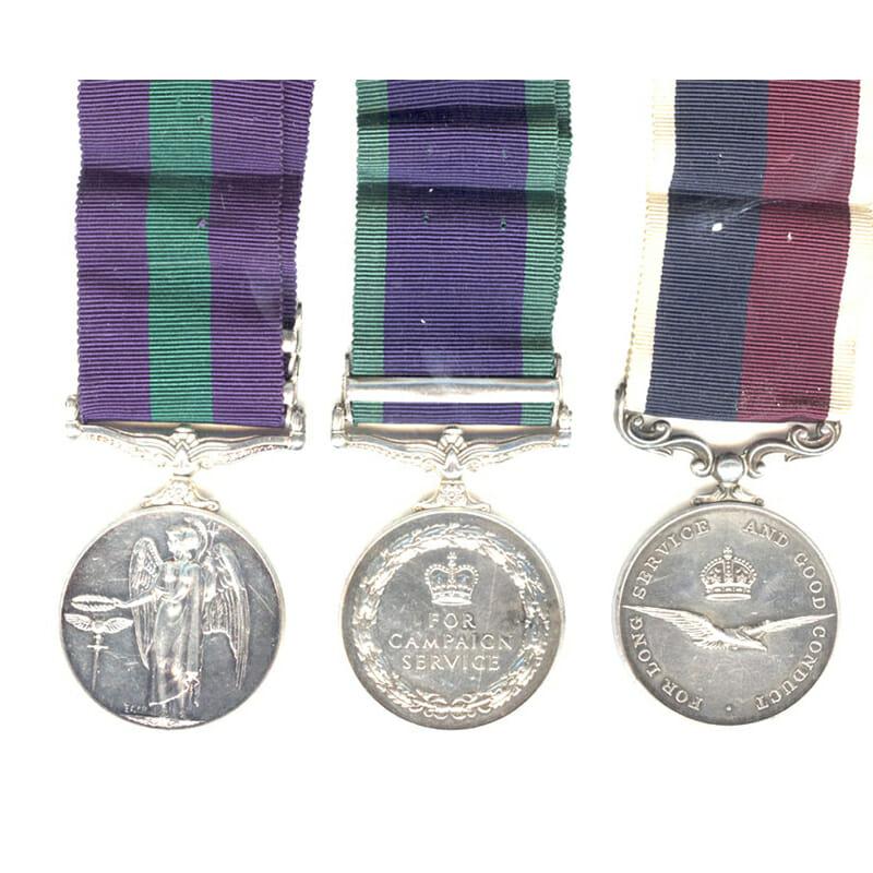 General Service Medal (EIIR) 2
