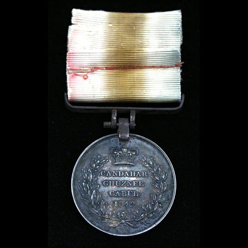 Candahar Ghuznee Cabul 1842 Medal 2