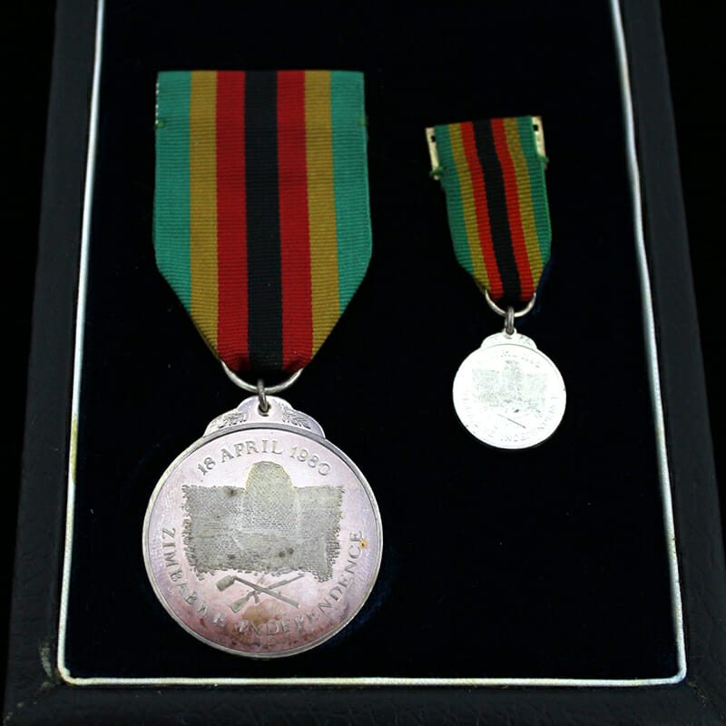 Zimbabwe Independence Medal 1