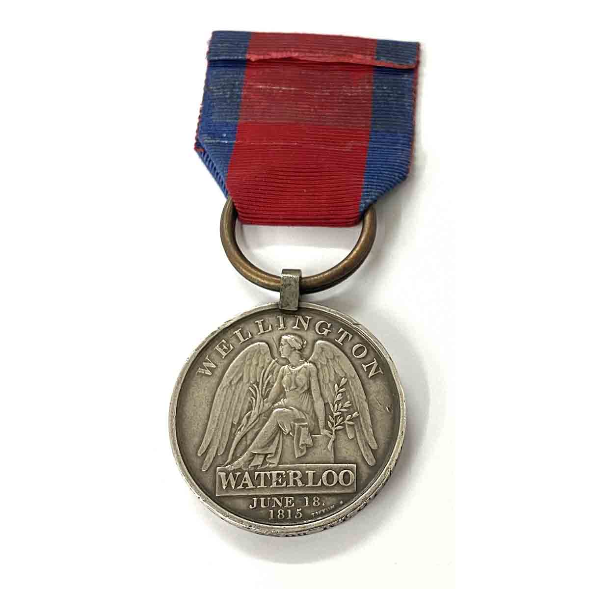 Waterloo 1815 32nd Cornwall Regt 2