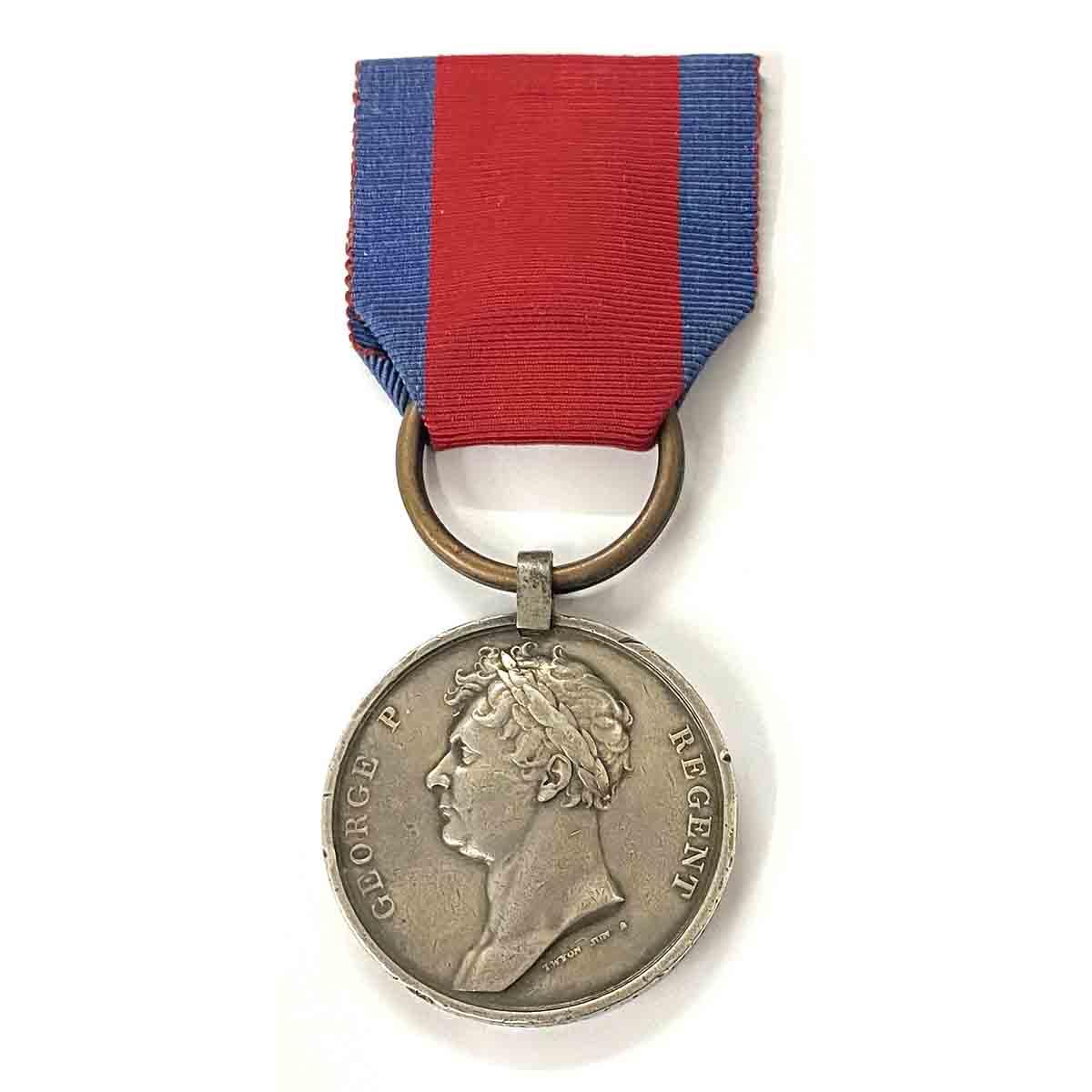 Waterloo 1815 32nd Cornwall Regt 1