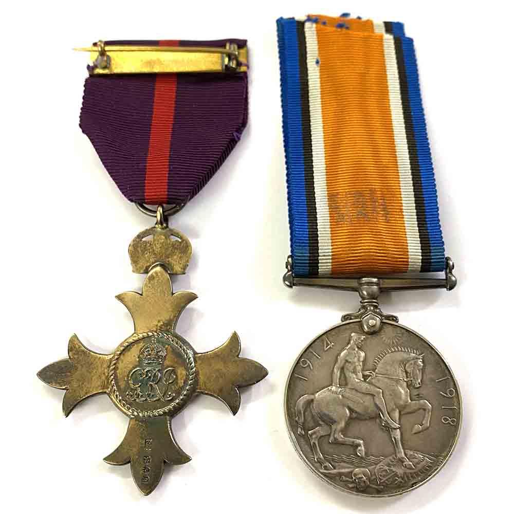 OBE BWM Major RFC Engineer 2