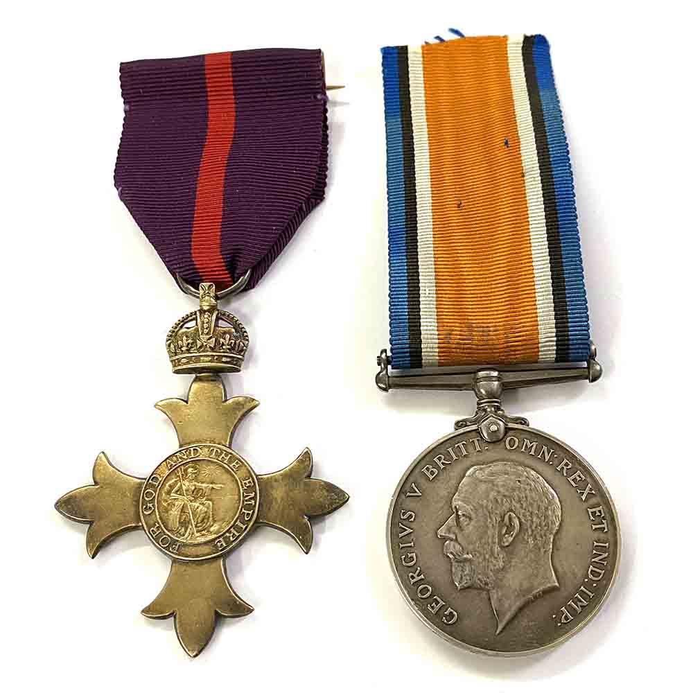 OBE BWM Major RFC Engineer 1