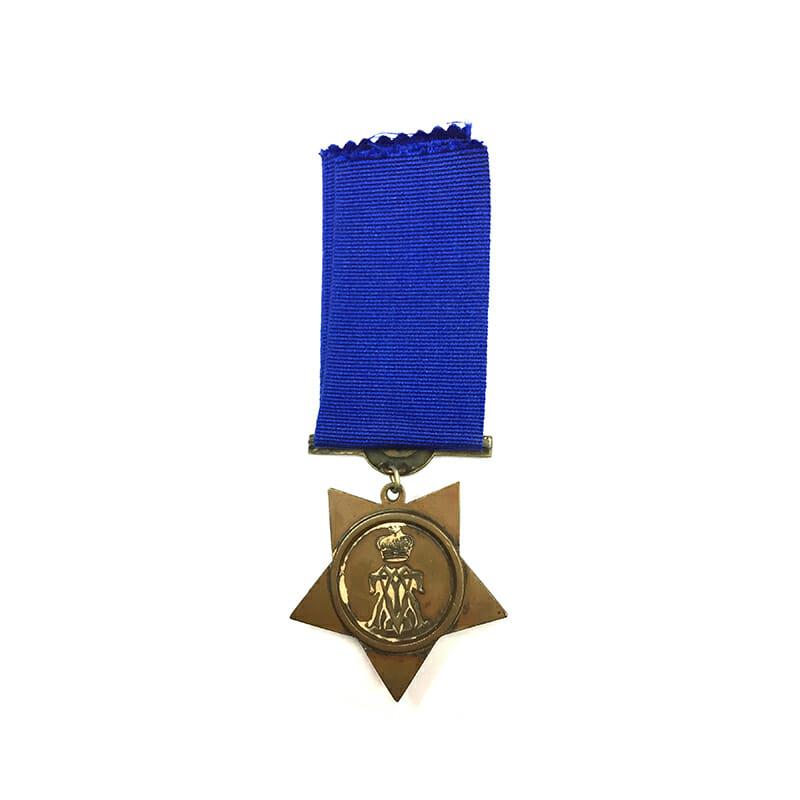 Khedive's Star 1884-6 2
