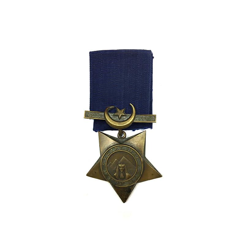 Khedive's Star 1884 1