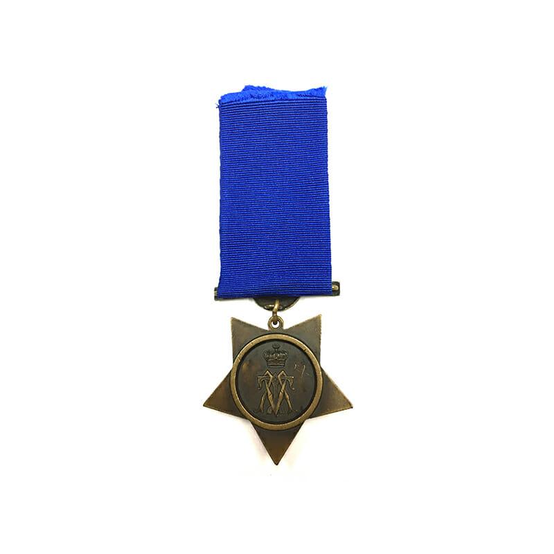 Khedive's Star 1882 2