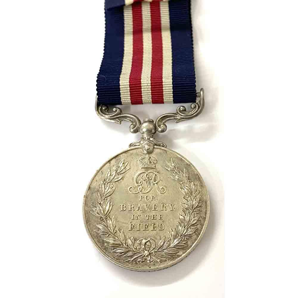 Military Medal 2nd K.A.R. Nambanje 2