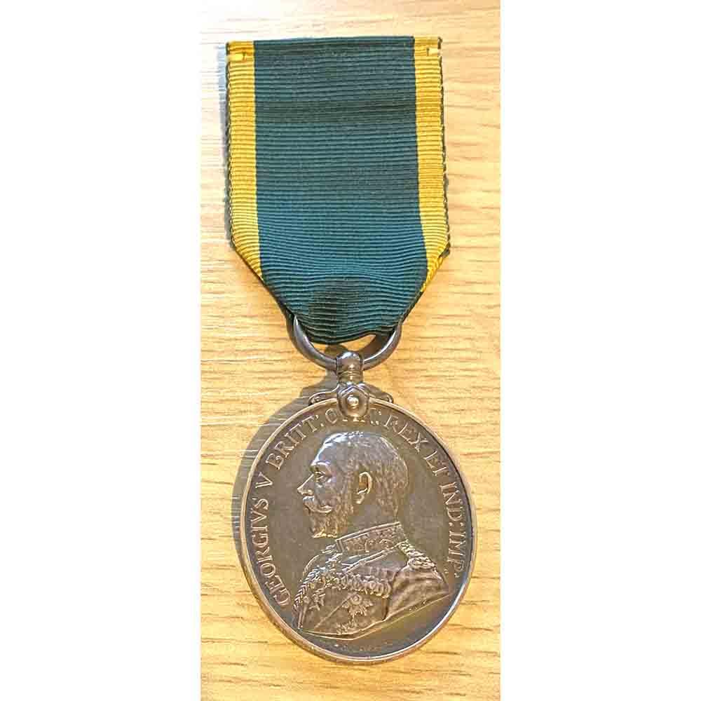 Territorial Efficiency Medal, Motor Cycle Rider 1