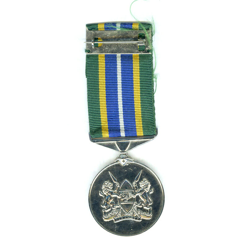 Distinguished conduct medal silver 2