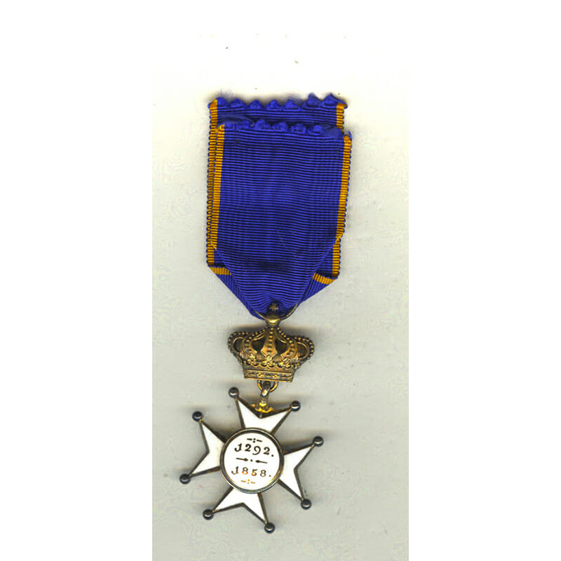 Order of Adolph of Nassau Officer with Crown 2