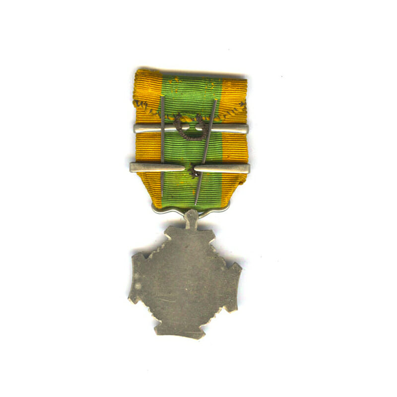 Expeditions Cross (Cross for Important Military Operations) 1st type   2 bars Atjeh... 2