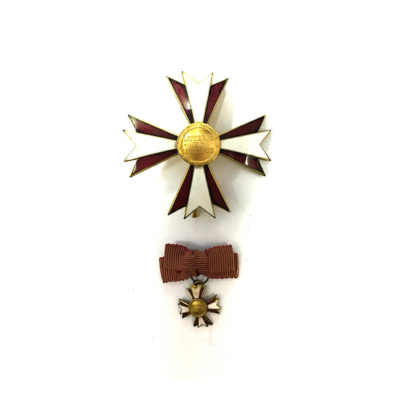 Merit Cross for Arts and Letters (Wissenschaft und Kunst) excellent quality in... 1