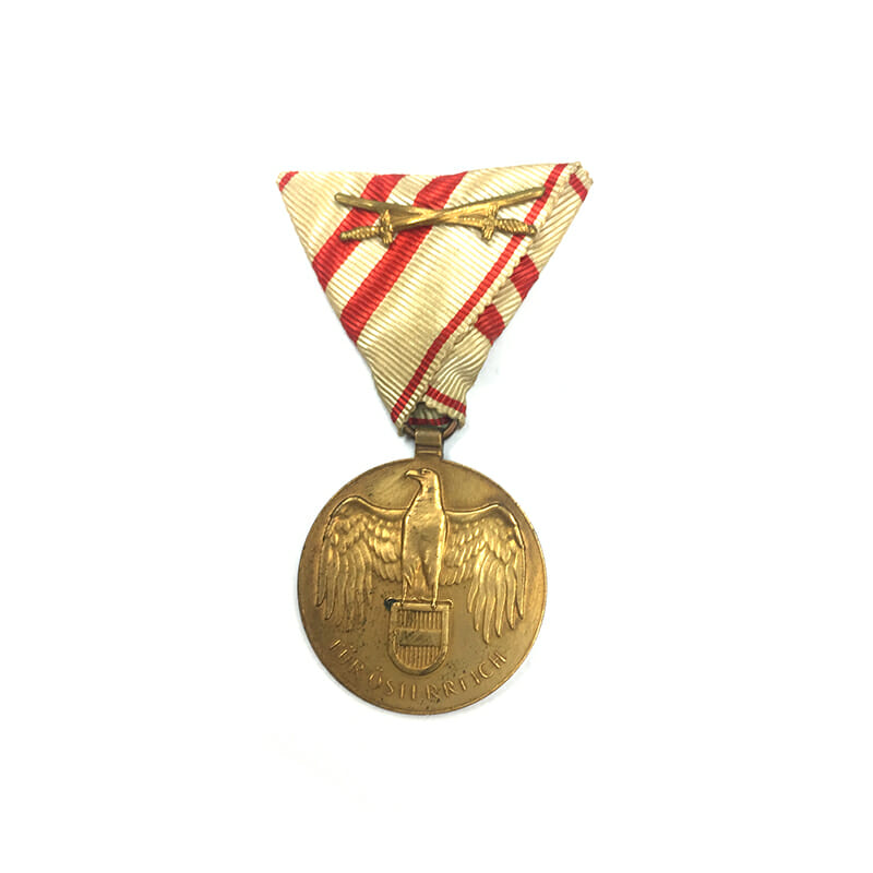 WW1 medal 1914-18 1