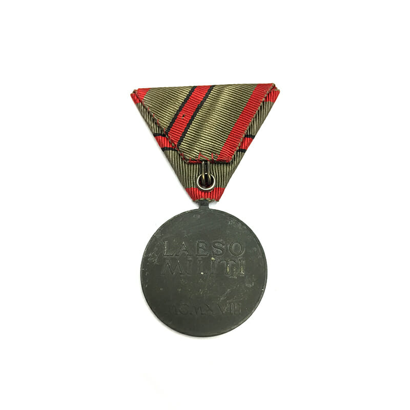 Wound Medal 1918-18 for 1 wound 2