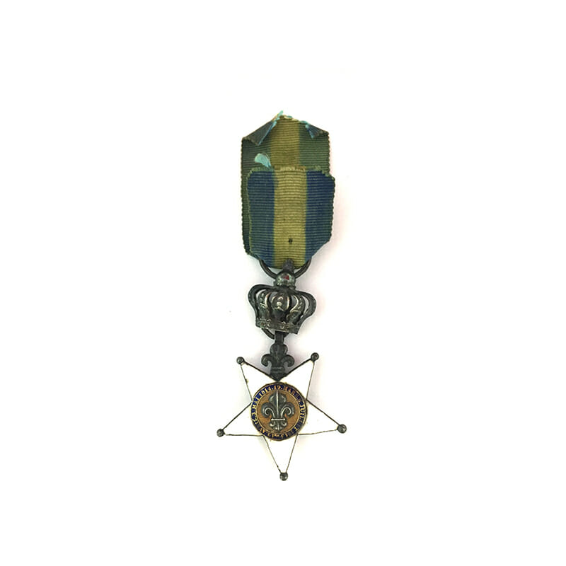Order of Fidelity of the National Guard of Paris 1815 2