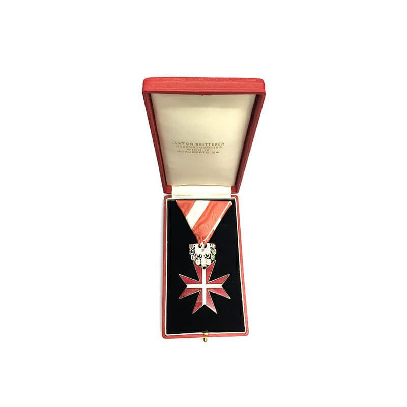 Republic Order of Merit Type II 1952 knight silver 5