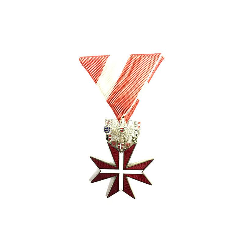 Republic Order of Merit Type II 1952 knight silver 1