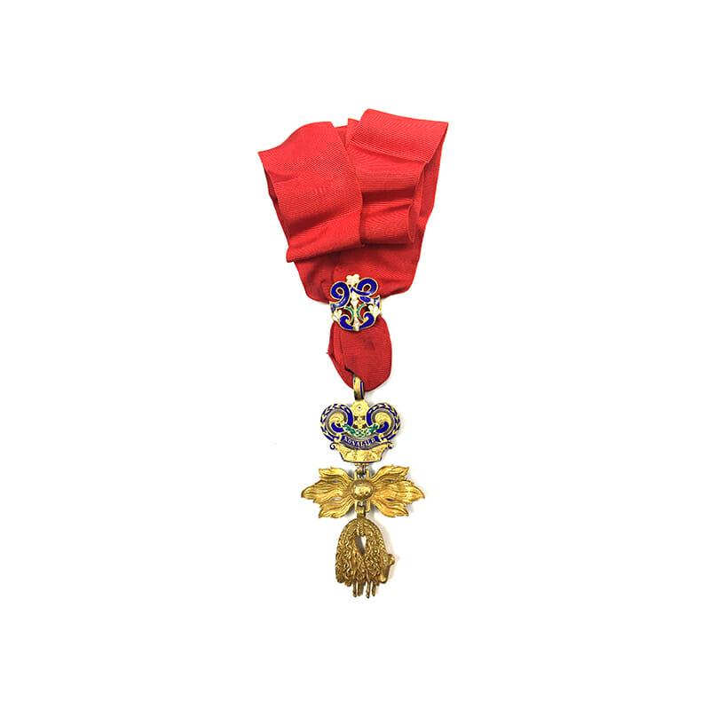 Order of The Golden Fleece neck decoration  superb 2