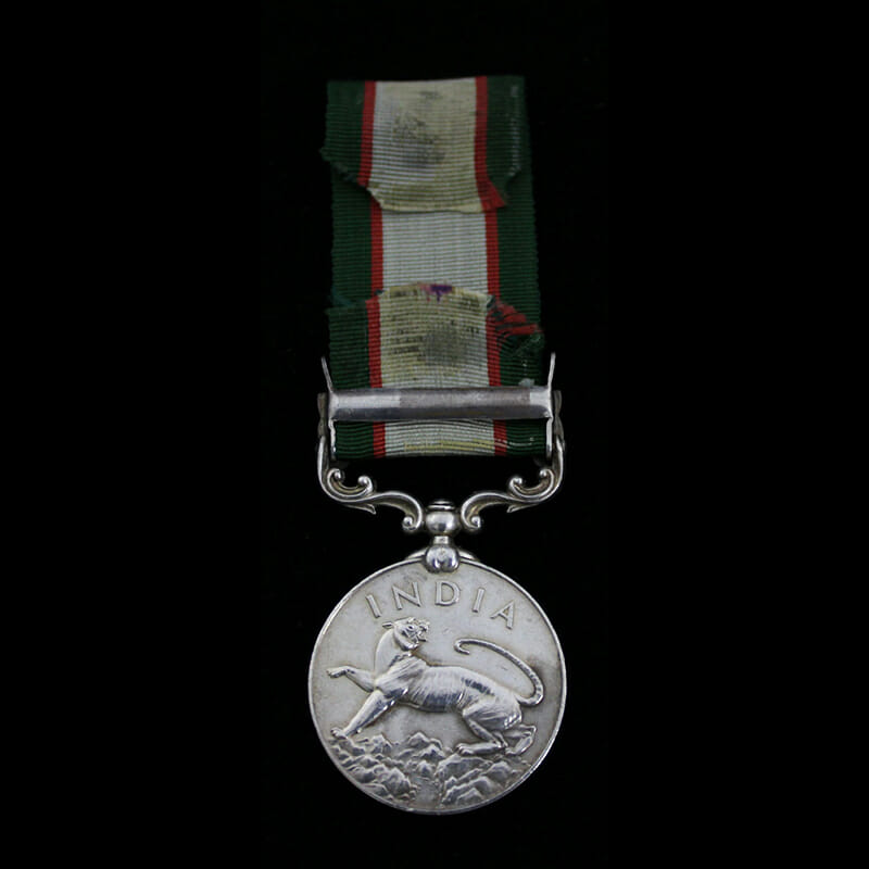 India General Service Medal 1935 2