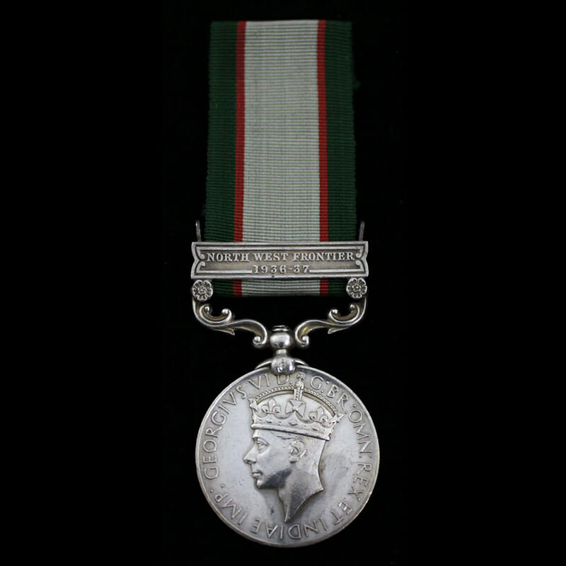 India General Service Medal 1935 1