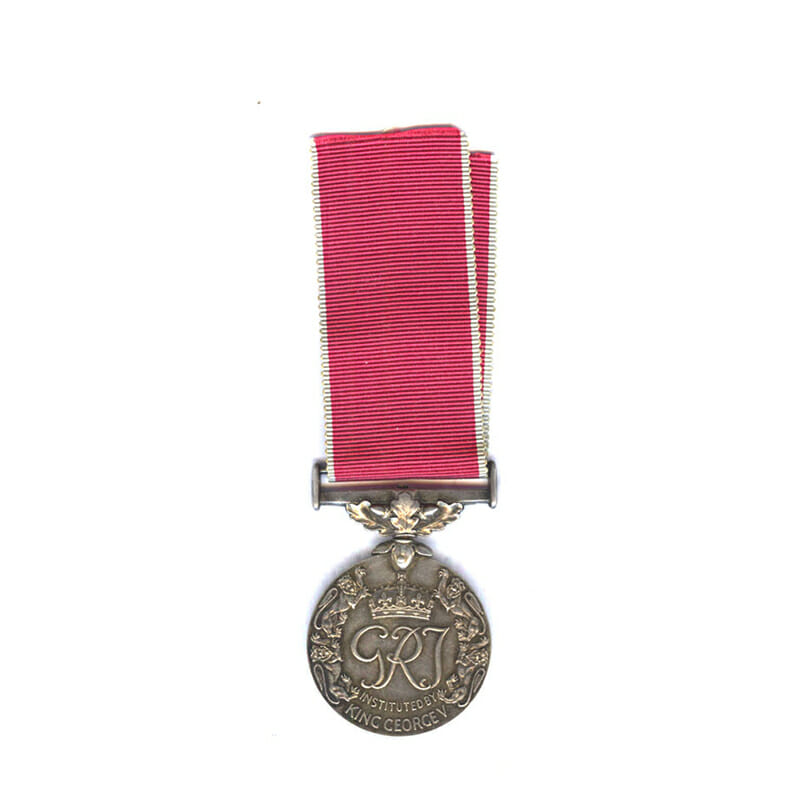 British Empire Medal 2