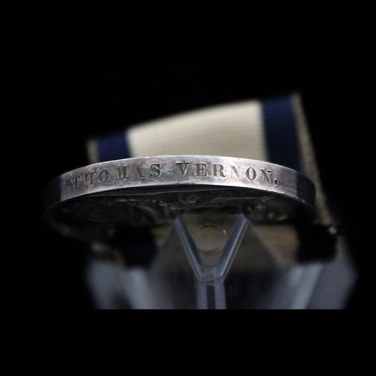 NGS Gaieta 1815 Qr Gnr HMS Berwick 3