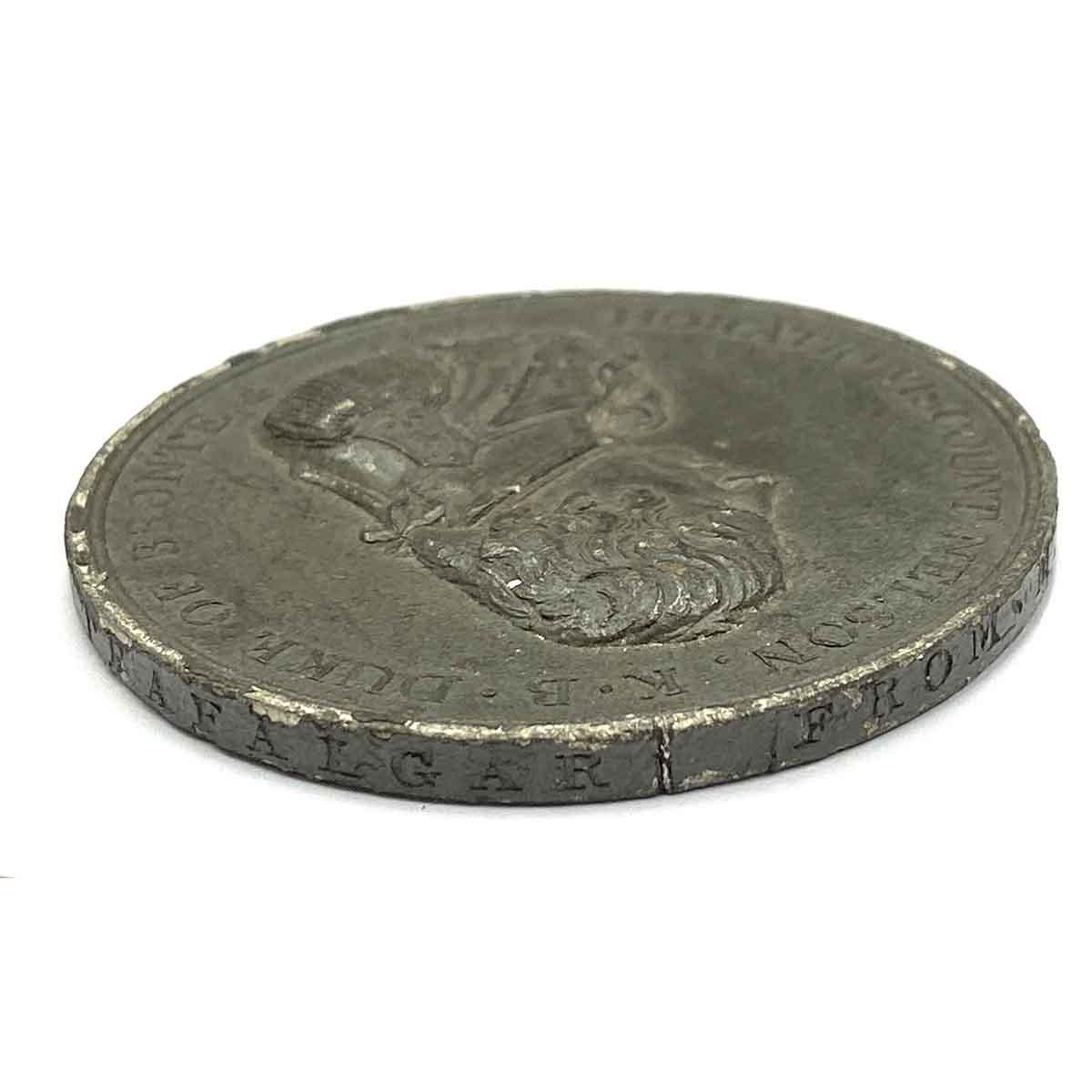 Boulton Trafalgar Medal 1805 3