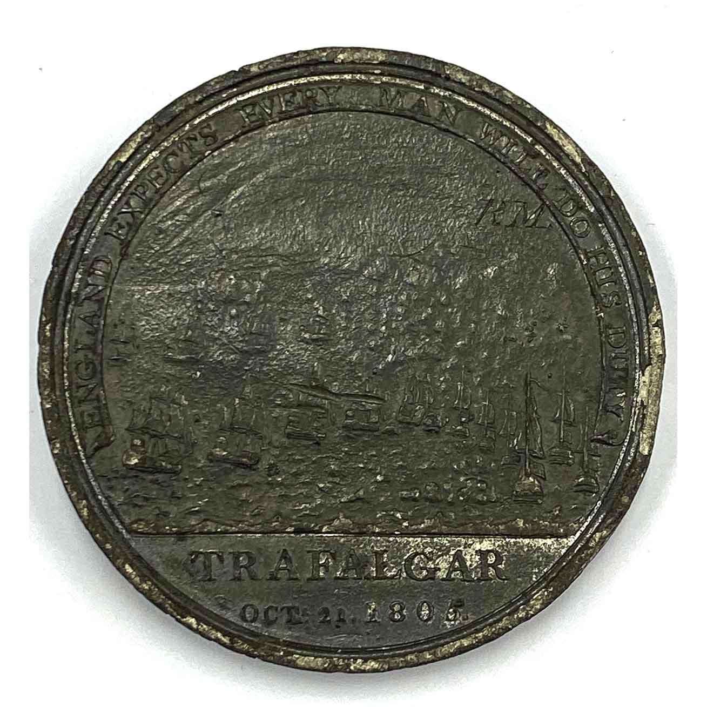 Boulton Trafalgar Medal 1805 2
