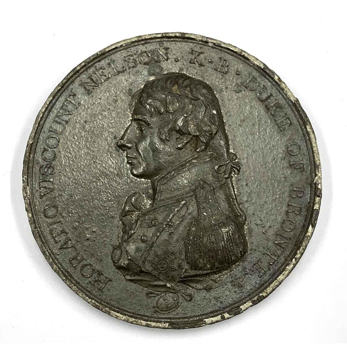 Boulton Trafalgar Medal 1805 1