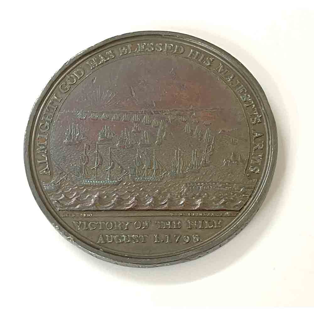 Davison Nile Medal 1798 2
