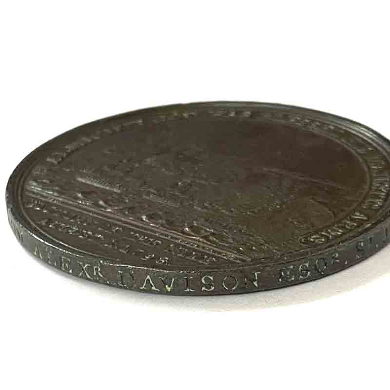 Davison Nile Medal 1798 3