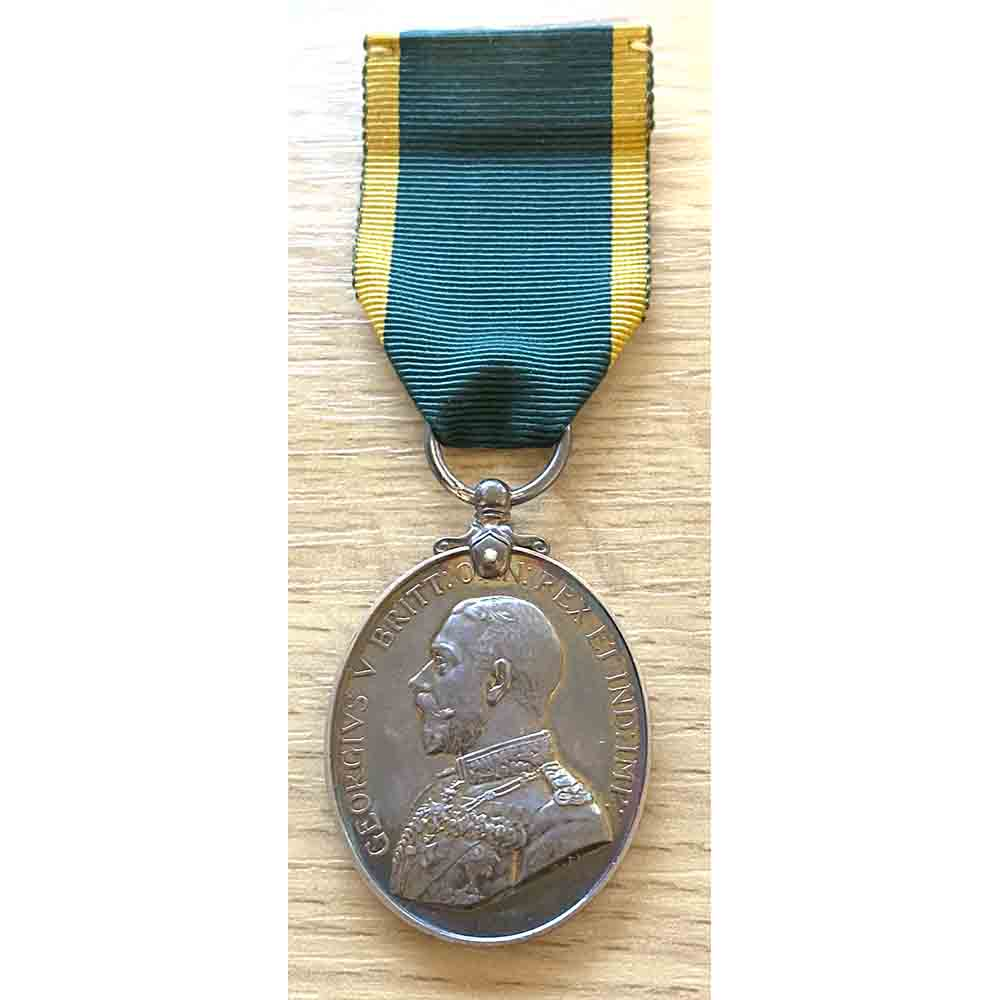 Territorial Force Efficiency Medal RAMC 1