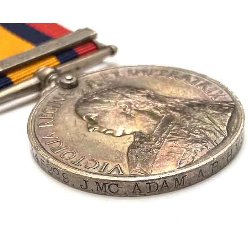 QSA Natal HMS Widgeon Naval Brigade 4