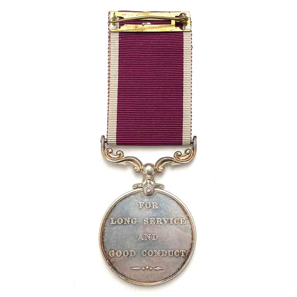 Army Long Service Medal GV Royal Artillery 2
