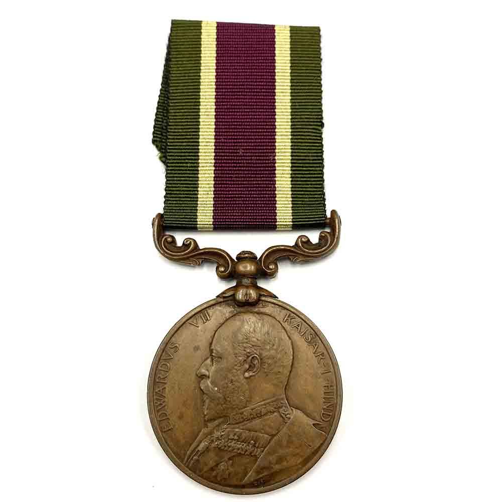 Tibet Medal Bronze, no bar 1