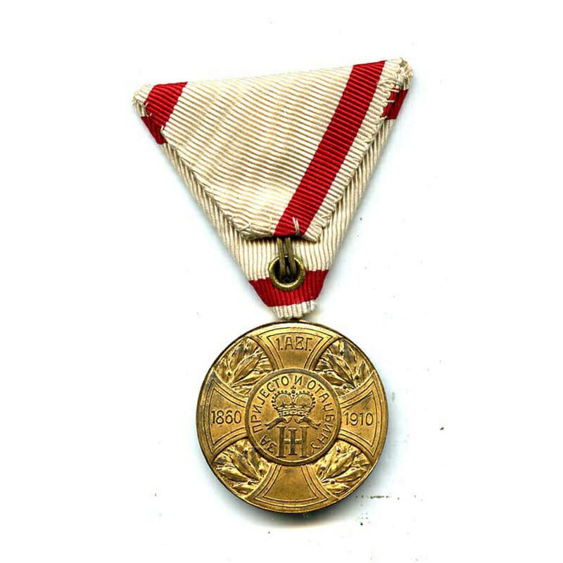 50th Anniversary Nicholas I 1910 1