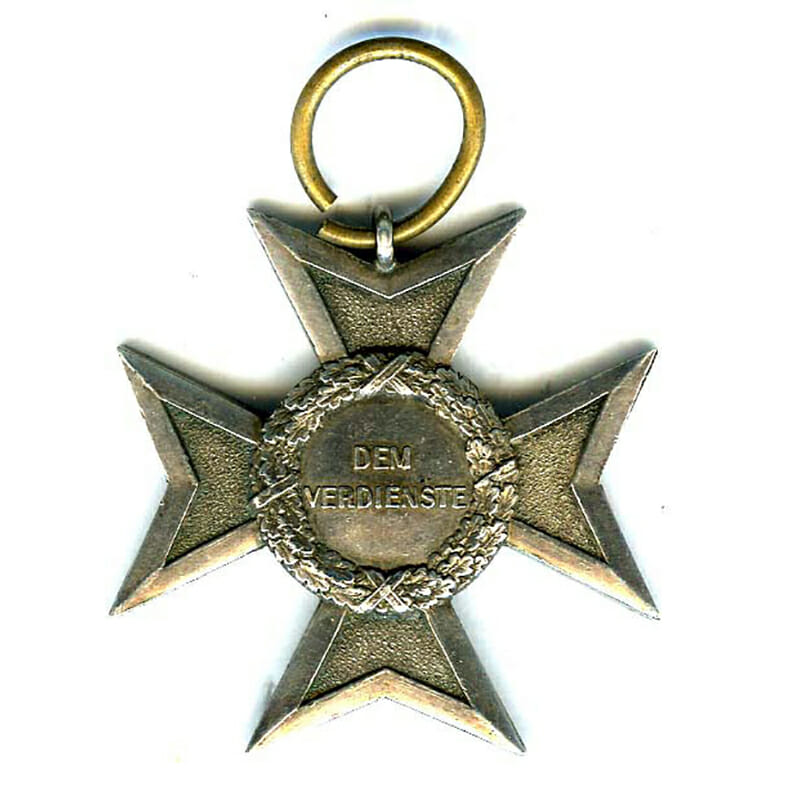 Order of The White Falcon silver merit cross 2